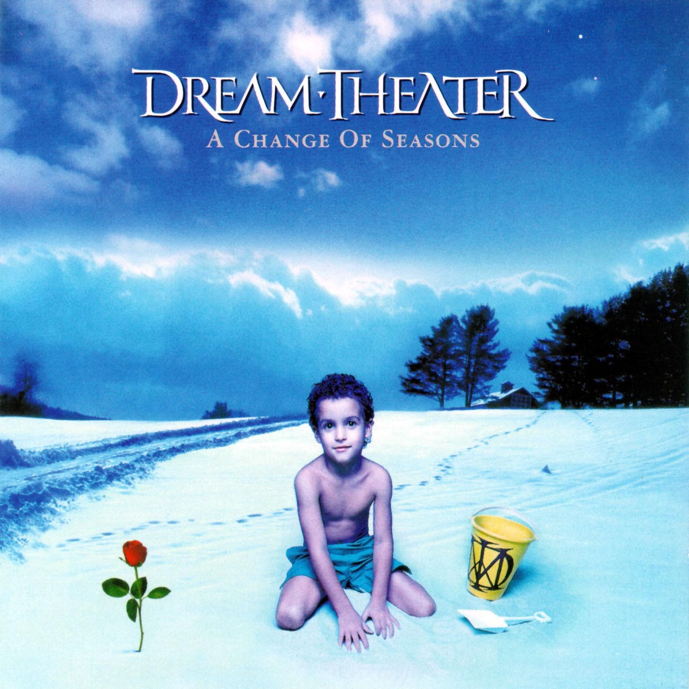 Dream Theater - A Change Of Seasons - 1995