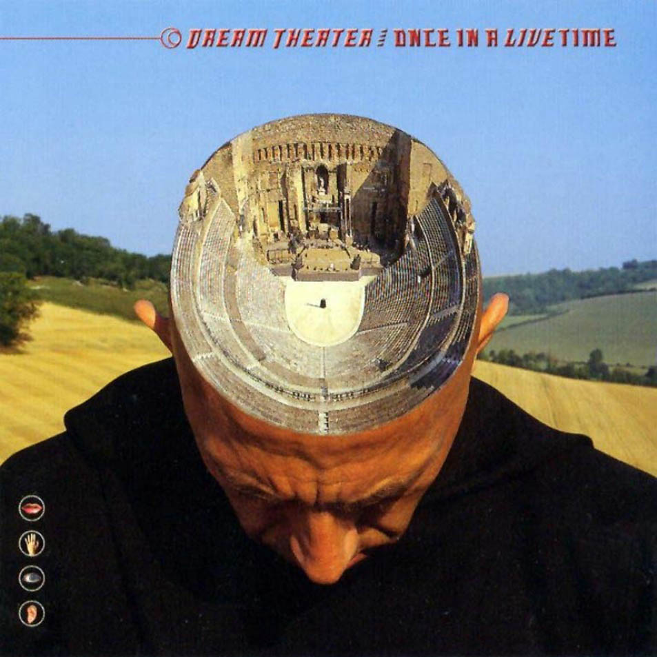 Dream Theater - Once In A Live Time - 1998
