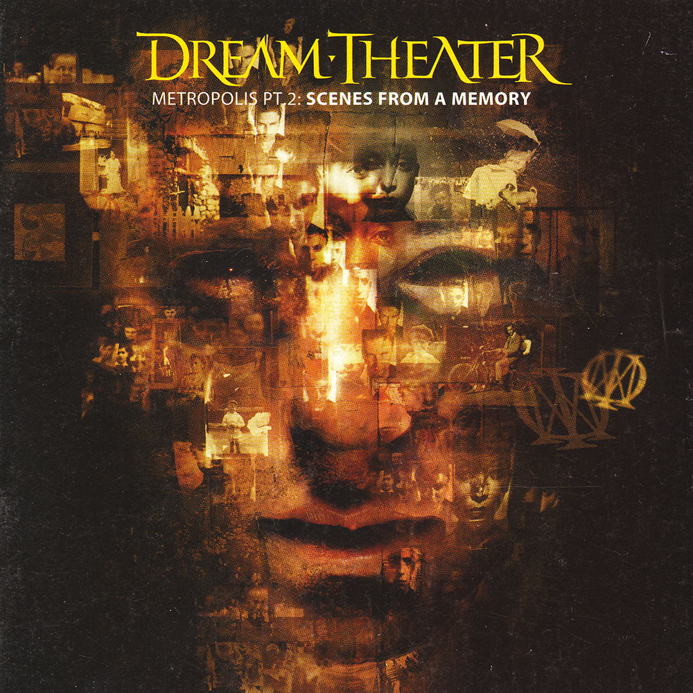 Dream Theater - Metropolis Part 2 : Scenes From A Memory - 1999