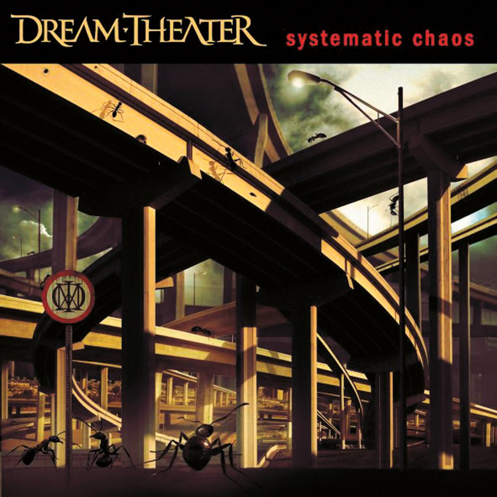 Dream Theater - Systematic Chaos - 2007