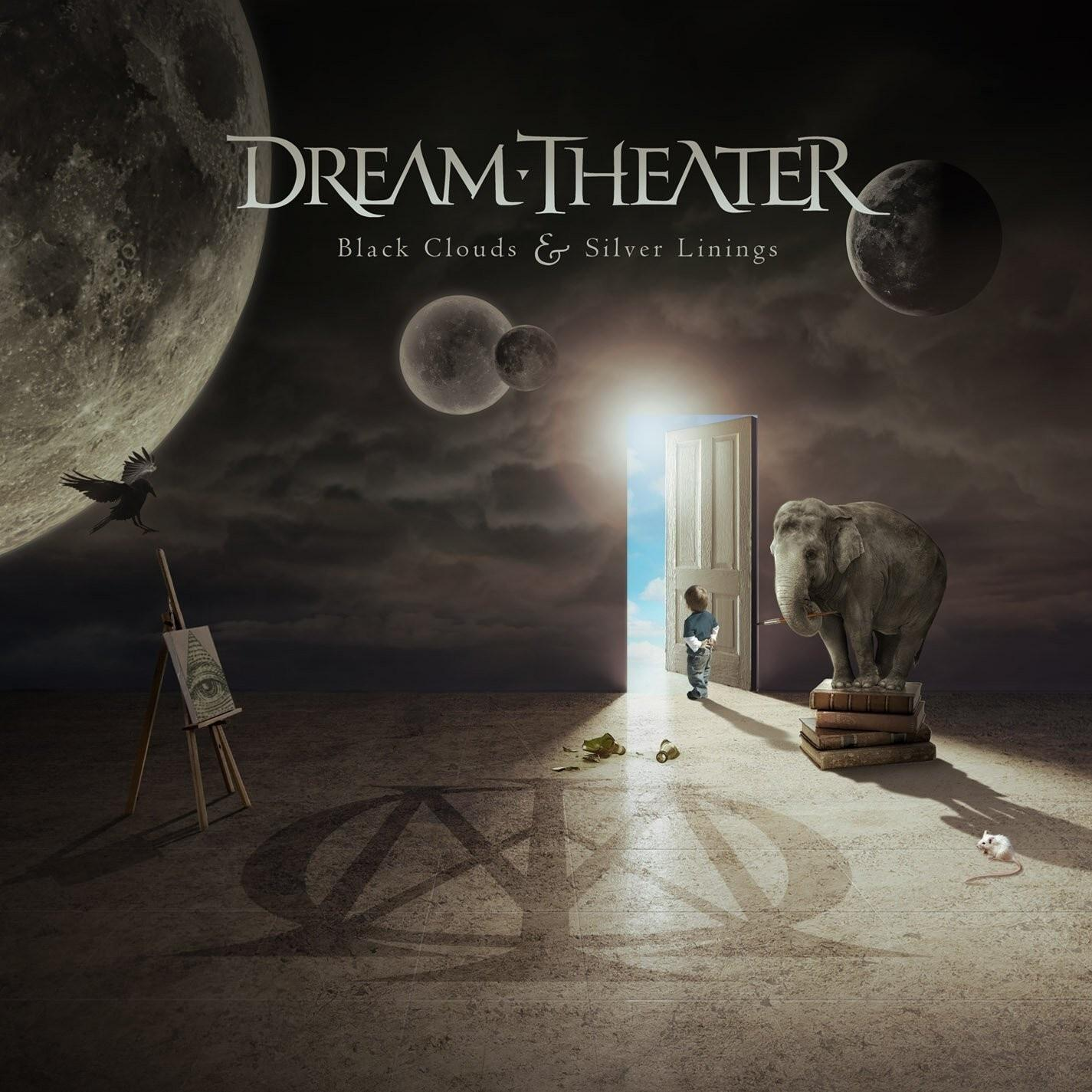 Dream Theater - Black Clouds & Silver Linings - 2009