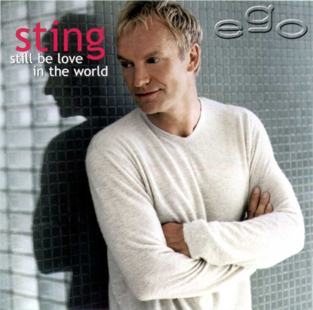 Sting still be love in the world ep 2001
