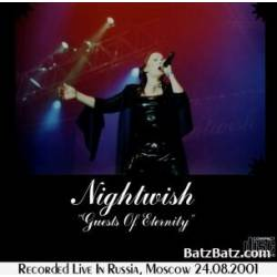 NIGHWISH - Live At Gorbunov's Palace Of Culture (Moscow, 24.08.2001) (CD Live / Bootleg) - 2001
