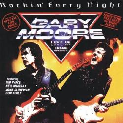 Gary Moore - Rockin' Every Night (Live in Japan) - 1986