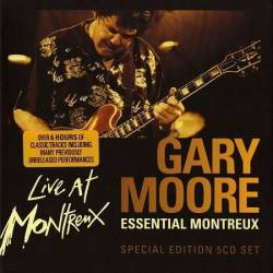 Gary Moore - Essential Montreux (Live), 1990-2001(Special Edition 5CD Set) - 2009