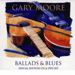 Gary Moore - Ballads & Blues, Special Edition CD  & DVD Set - 2011