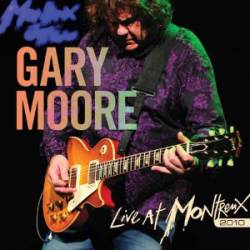 Gary Moore - Live at Montreux - 2010