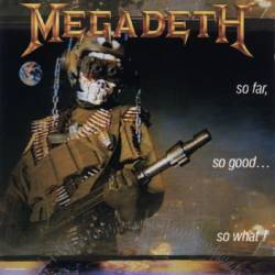 MEGADETH - So Far, So Good... So What! - 1988