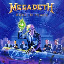 MEGADETH - Rust In Peace - 1990