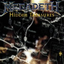MEGADETH - Hidden Treasures - 1995