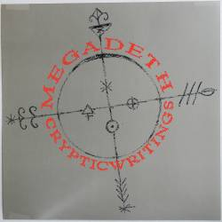 MEGADETH - Cryptic Writings - 1997