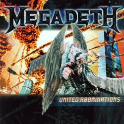 MEGADETH - United Abominations - 2007 - 2007