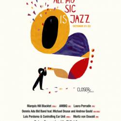 All Music is Jazz (23.10 - Киев)