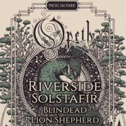 Фестиваль Prog in Park: Opeth, Riverside, Solstafir в Варшаве
