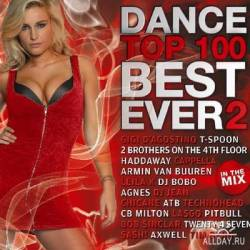 Dance Top 100 Best Ever 2 2010 МУЗЫКА